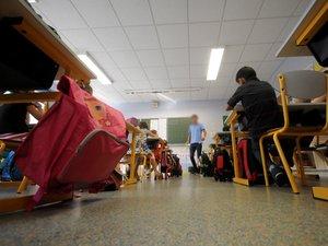 La nouvelle carte scolaire accuse une perte de six postes en Aveyron.