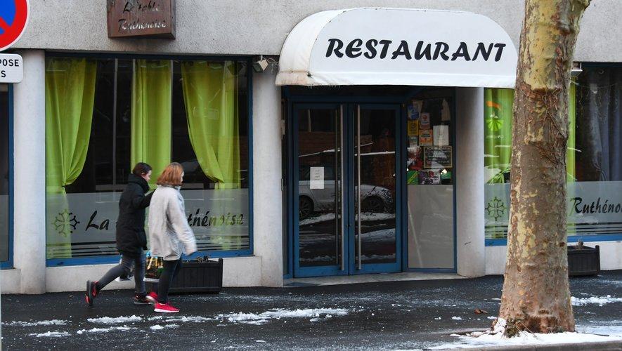 """Le restaurant """"La table ruthénoise"""" a baissé le rideau"""