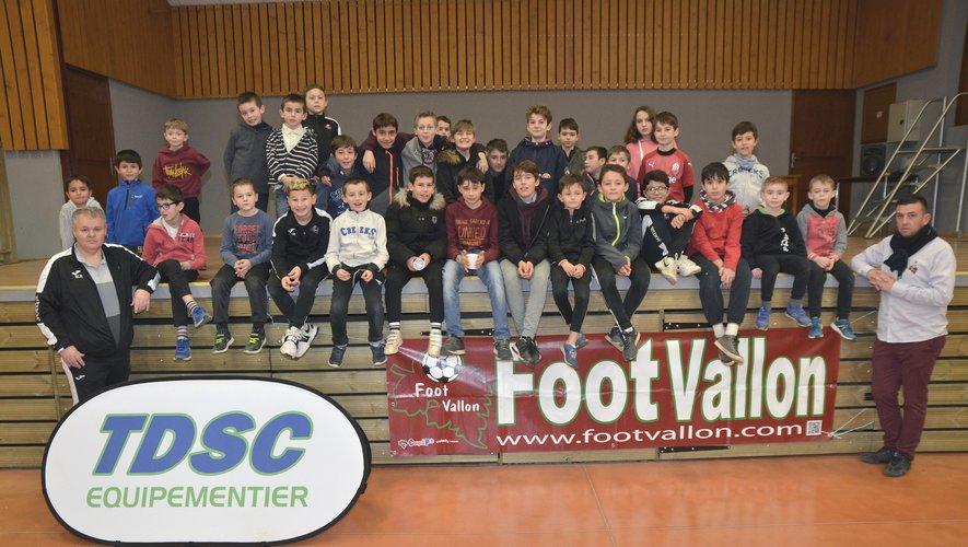 L'école de foot, un tremplinvers l'avenir.