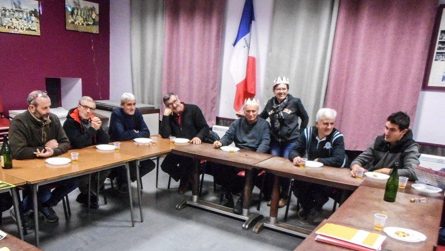 Réunion conviviale du comitévendredi 18 janvier.