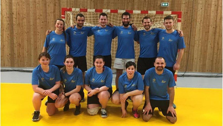 Il est encore temps de rejoindre la nouvelle équipe de Handball loisir.
