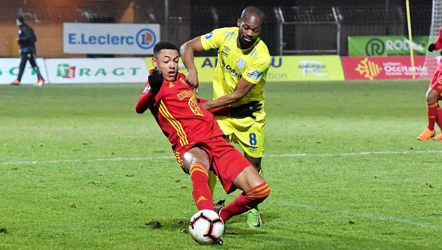 Vendredi dernier, face à Sannois-Saint-Gratien (succès 1-0), Yohan Roche occupait, comme souvent, le poste  de défenseur central droit.
