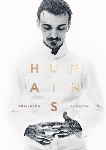 """Guillaume Sanchez a publié un ouvrage intitulé """"Humains"""" en octobre 2017 chez Tana"""