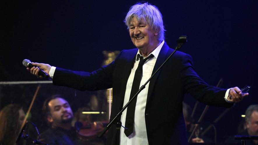 Le chanteur Jacques Higelin, mort en 2018 à l'âge de 77 ans.