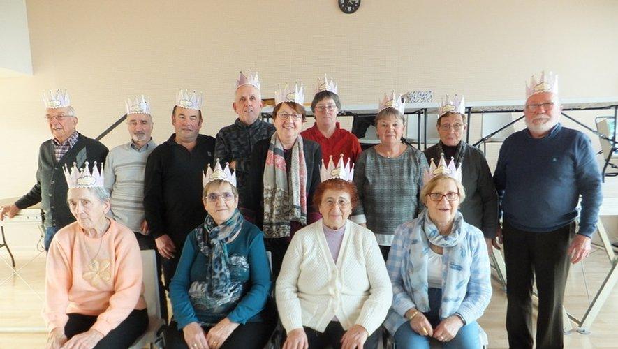 Rois et reines chez les Joyeux vétérans