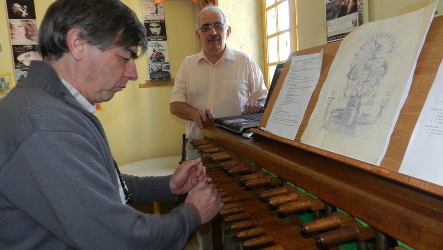 Paul-Henri Mériau sera au clavier pour le concert du mois de janvier./Photo DDM.