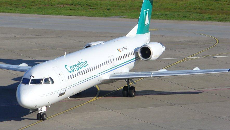 Carpatair pour suppléer Eastern Airways.