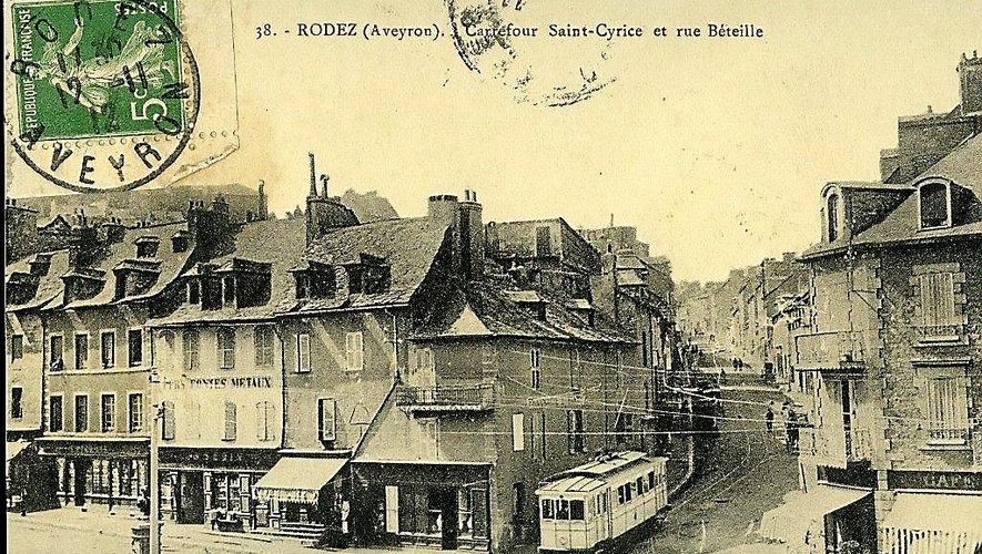 L'esprit village  du Faubourg Saint-Cyrice