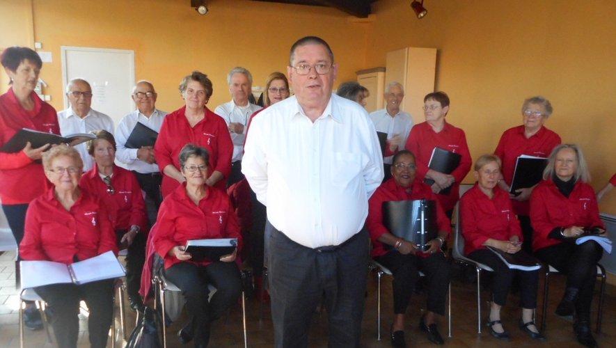 Francis Bordier, une retraite en chantant.