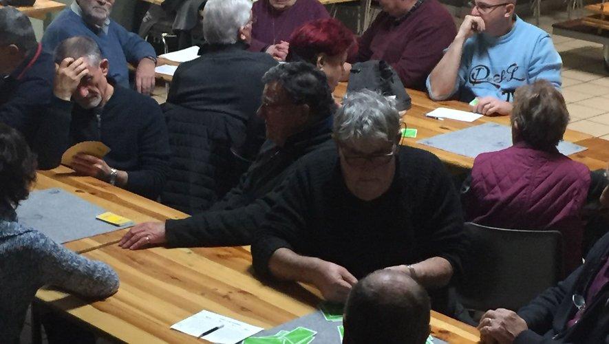 Les tournois du Tarot-Club-firminois enregistrent une belle fréquentation.