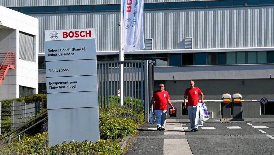 L'avenir de l'usine Bosch reste au centre des préoccupations.