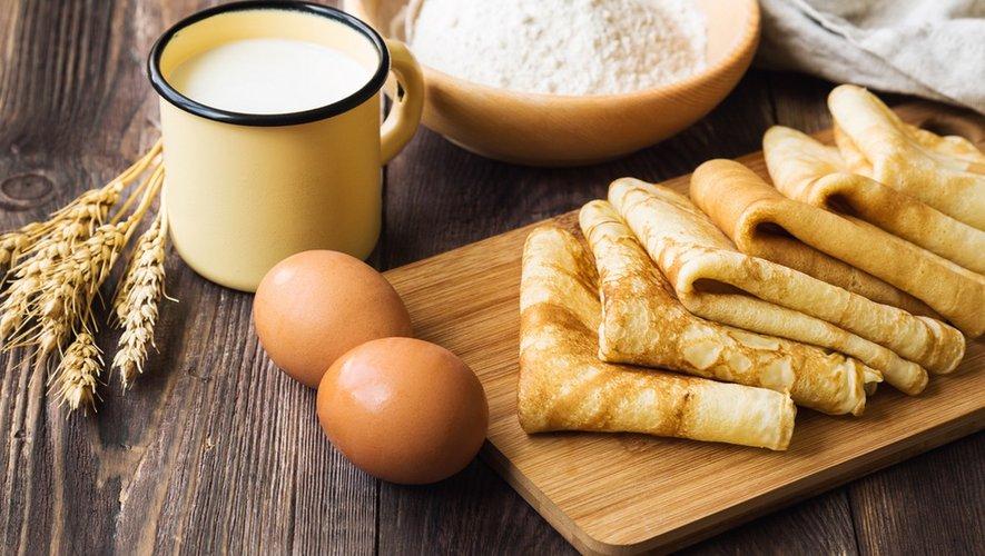 Chandeleur : comment faire des crêpes sans œufs, lactose ou gluten ?