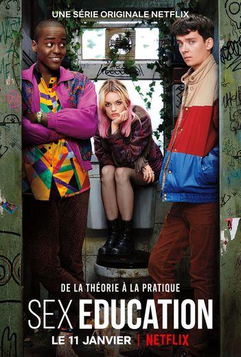 """""""Sex Education"""" est sorti le 11 janvier sur la plateforme Netflix."""