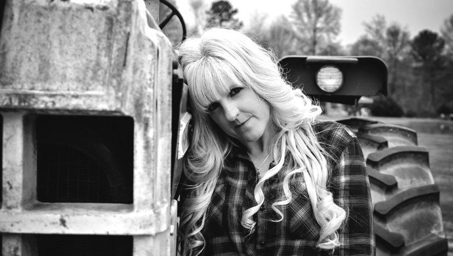 Liane Edwards, une star de la folk-country.