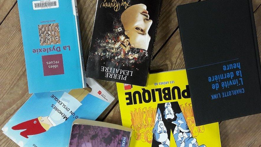 Un éventail hétéroclite d'ouvrages que les lecteurs ont aimés.