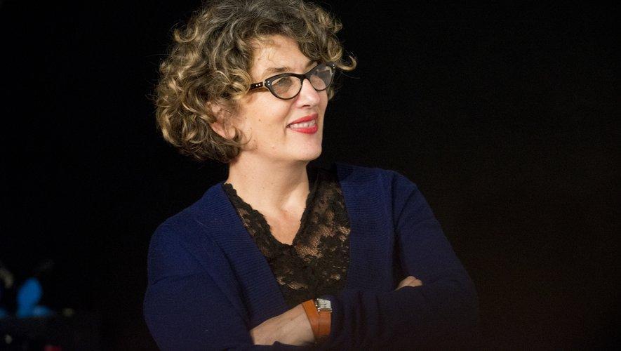 Sylvie Vassallo, directrice du Salon du livre et de la presse jeunesse de Montreuil.