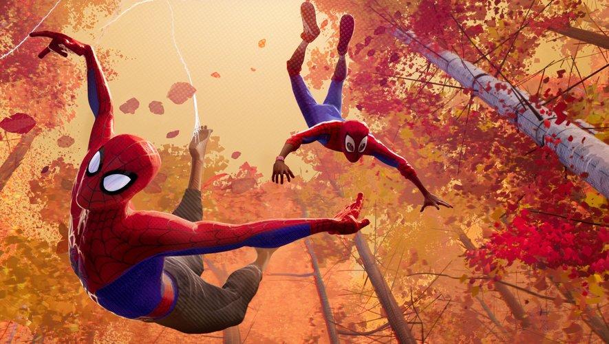 """""""Spider-Man: New Generation"""" est sorti en décembre dernier au cinéma"""