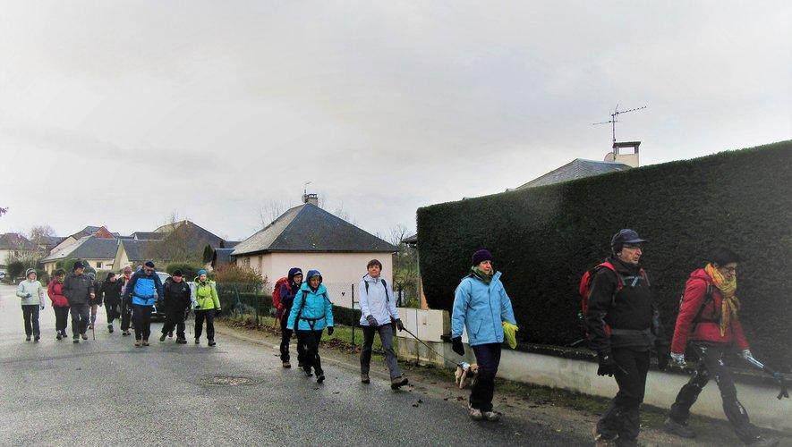 Le club propose deux journées de randonnée par semaine, le jeudi et le dimanche.