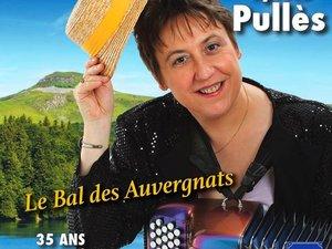 """""""Le bal des Auvergnats"""", le dernier CD de Sylvie Pullès"""