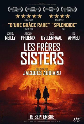 """Triplé pour """"Les Frères Sisters"""": le western de Jacques Audiard a remporté trois prix (meilleur film, mise en scène et image) lors des 24e prix Lumières décernés lundi soir au cinéma français par la presse internationale en poste à Paris."""