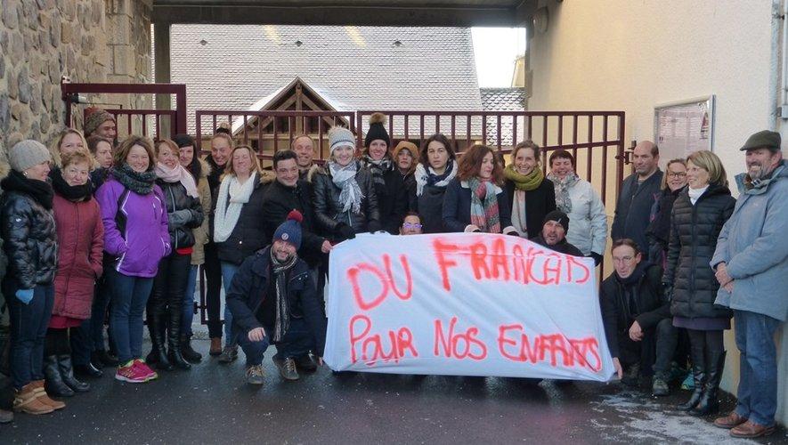 Les parents d'élèves déplorent l'absence d'un professeur de français