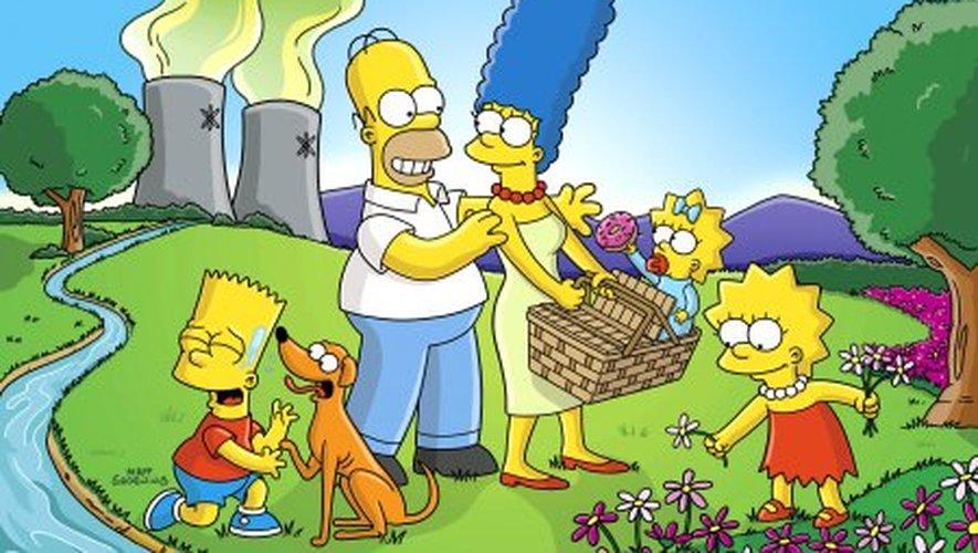 """""""Les Simspon"""" est assuré de rester à l'antenne de la Fox jusqu'en 2021"""