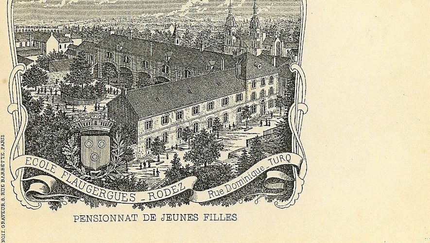 L'école Flaugergues.
