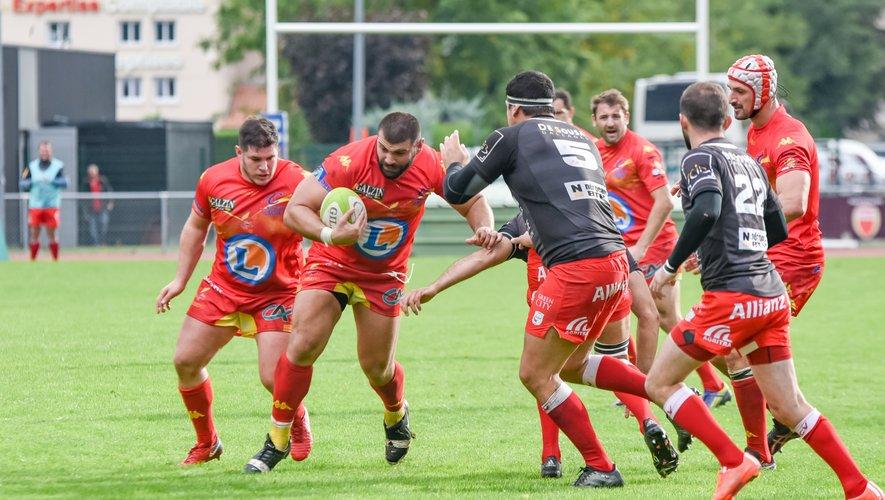 Les Millavois, qui restent sur un joli succès 23-20 contre Cahors, essaieront d'en décrocher un autre aujourd'hui, à Villefranche-de-Lauragais.