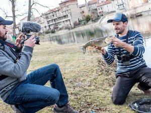 Jeremy Cros et Antony Boyer cartonnent avec leur chaîne You Tube Scarna Fishing