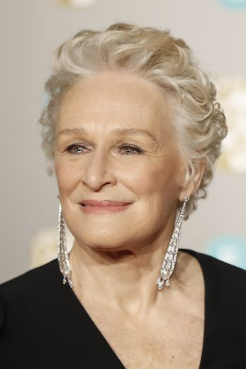 Glenn Close aux BAFTA.