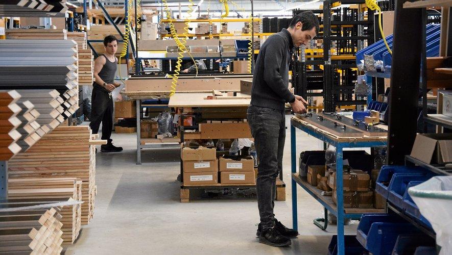 12 000 m2 d'ateliers équipés des toutes dernières technologies.