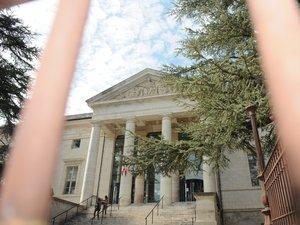 L'affaire a été jugée au Palais de justice de Rodez.
