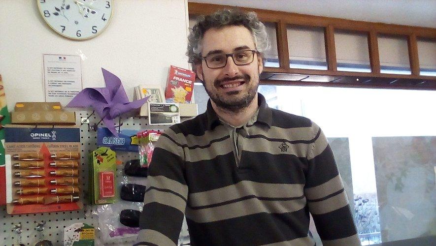 Florian, souriant et compétent..