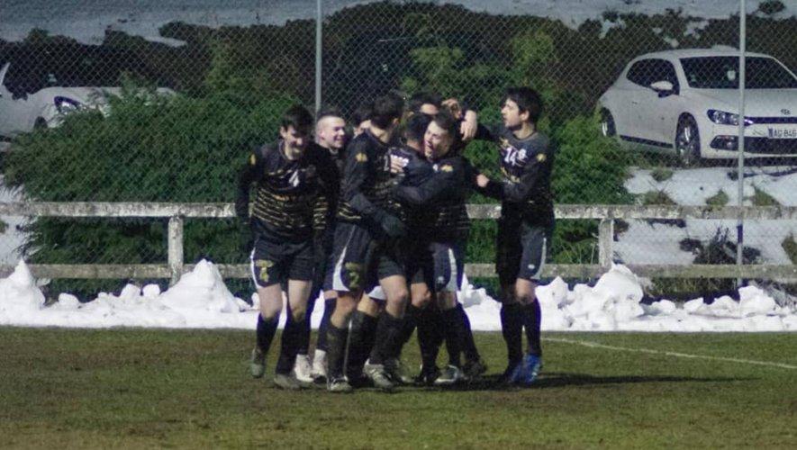 L'équipe fanion est en 8e de finalede la coupe de l'Aveyron.