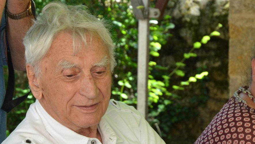 Lucien Montarnal résistant dès sa jeunesse.