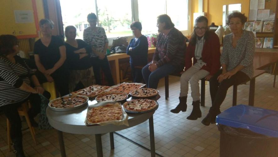 """Ce vendredi,  """"À table…"""" a voyagé Italien"""