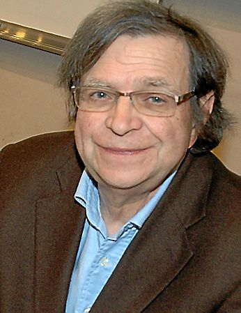 Pierre Encrevé, l'auteur des Catalogues raisonnés, qui ont donné un nouvel élan à l'oeuvre de Pierre Soulages.