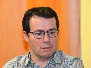 Michel Santos, nouveau président de l'Umih de l'Aveyron.