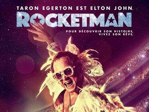 """Jamie Bell et Bryce Dallas Howard font également partie de la distribution de """"Rocketman"""" de Dexter Fletcher."""