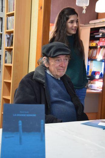 """Au mois de mars, René Duran exposera à l'Atelier des arts (boulevard Belle-Isle à Rodez) ses """"Tentatives de tableaux autour des quilles""""."""