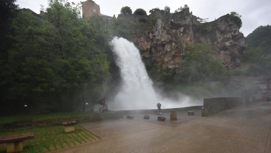 """La Cour d'appel de Bordeaux a rejeté la demande de l'association """" Ranimons la cascade ! """""""