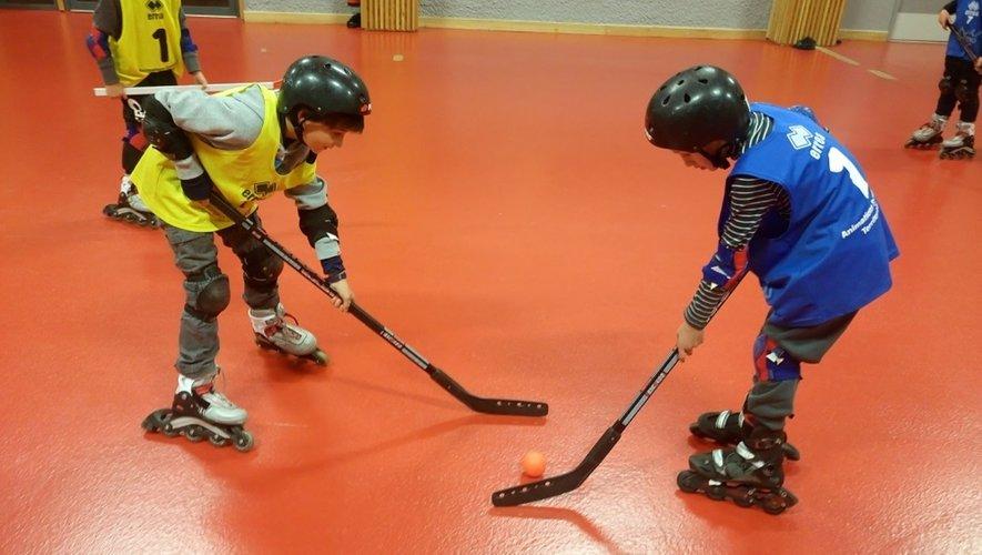 Roller et roller-hockey seront au programme de ces vacances d'hiver.