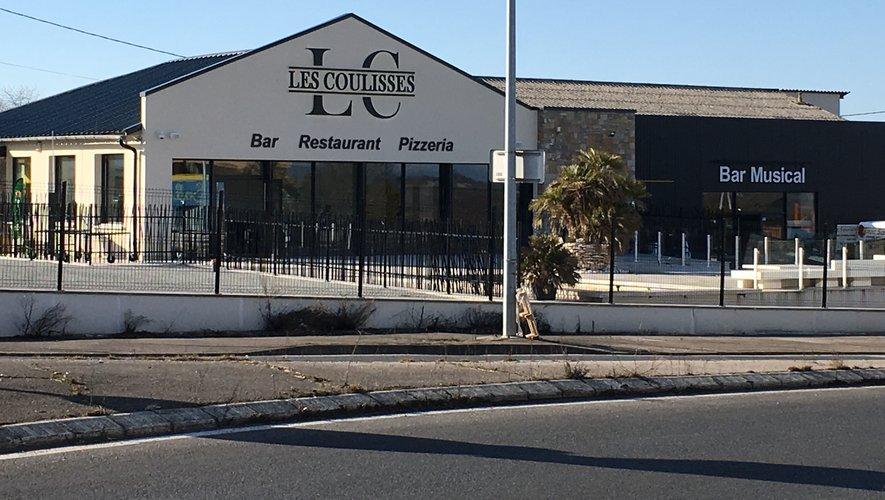 L'ouverture des Coulisses est prévue ce vendredi à 18 h 30.