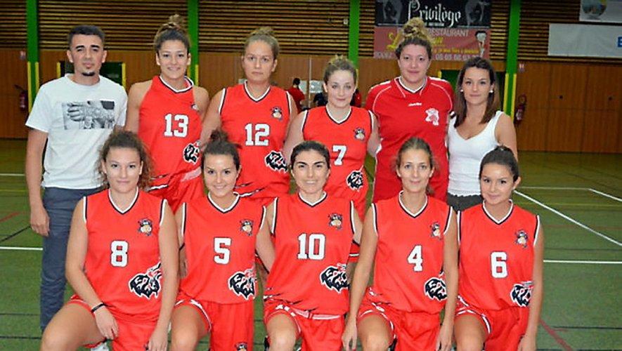 Les équipes masculine (Régionale 2) et féminine (Départementale 1) du BC Olemps contribuent, par leurs résultats, à la bonne santé du club.