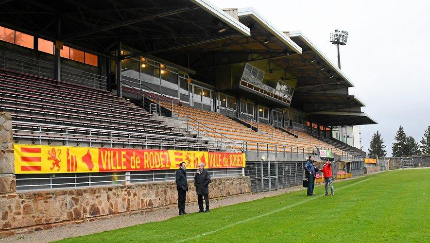 Le stade Paul Lignon, un enjeu municipal ruthénois mais aussi départemental.