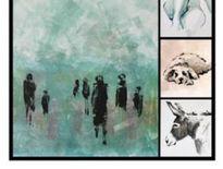 Carole Delord, peintures.