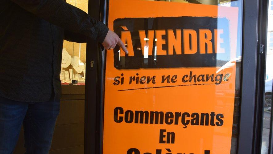 L'absence de communication avec la municipalité a suscité hier un vent de révolte de la part des commerçants.