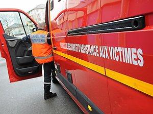 Les sapeurs-pompiers du Bassin decazevillois sont intervenus pour tenter de ramener la victime  à la vie.