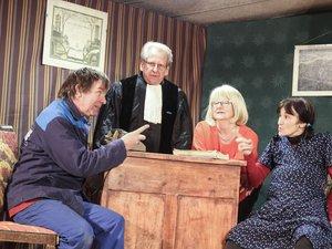 Théâtre : la compagnie  Les Fadarelles est de retour