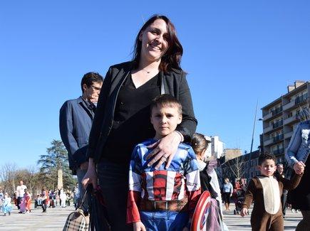 Retour réussi pour le carnaval à Rodez après 16 ans d'absence.